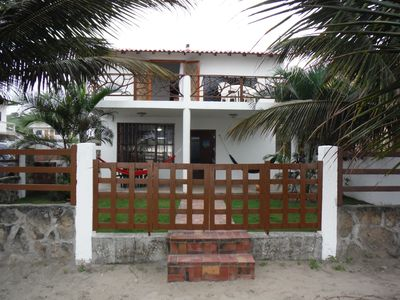 Photo for Beautiful, Affordable Beachfront House and Studio Apartment
