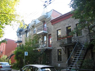 Photo for Beautiful And Cozy 6 ½ In The Heart Of The Plateau Mont-Royal