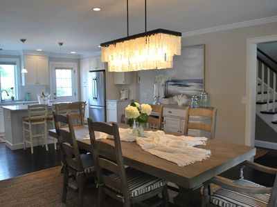 Photo for Casual Elegance on Easton's Point, walking distance to beaches