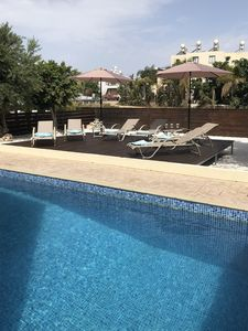 Photo for NEW Year, NEW Owners, NEW Team Crystal Lagoon Villa Calypso Pernera Cyprus