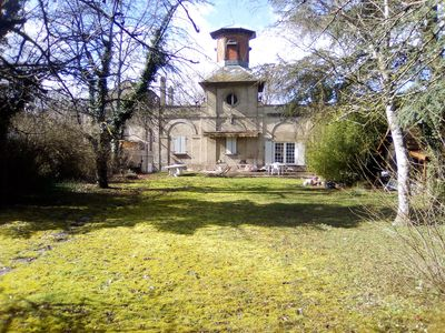 Photo for Prox. Metz - Apartment 110m2 ds House XVIII - All amenities, access A31