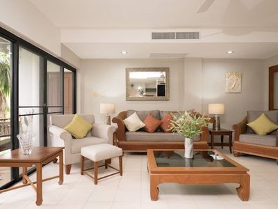 Photo for Naiharn Beach 2 bedroom The Sands