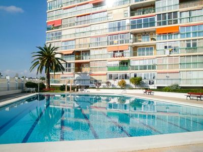 Photo for Benimagrell Apartment, Sleeps 3 with Pool, Air Con and WiFi