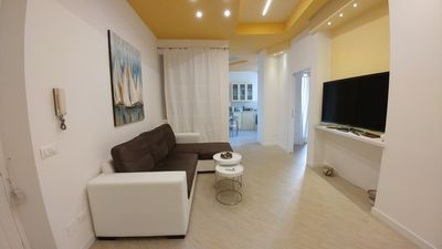 Photo for 2BR Apartment Vacation Rental in Palermo, Sicilia