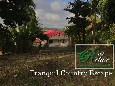 Photo for Tranquil Country Escape