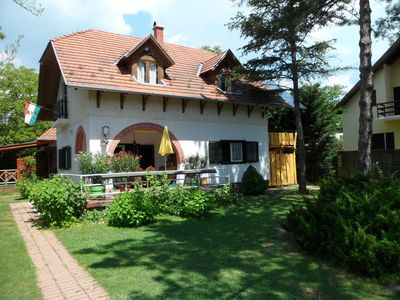 Photo for Holiday apartment Balatonföldvár for 4 - 5 persons with 1 bedroom - Holiday apartment in a villa