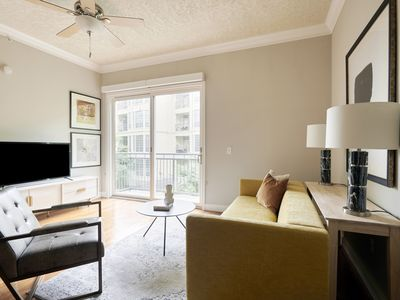 Photo for Sonder | Bayou on The Bend | Charming 2BR + Pool