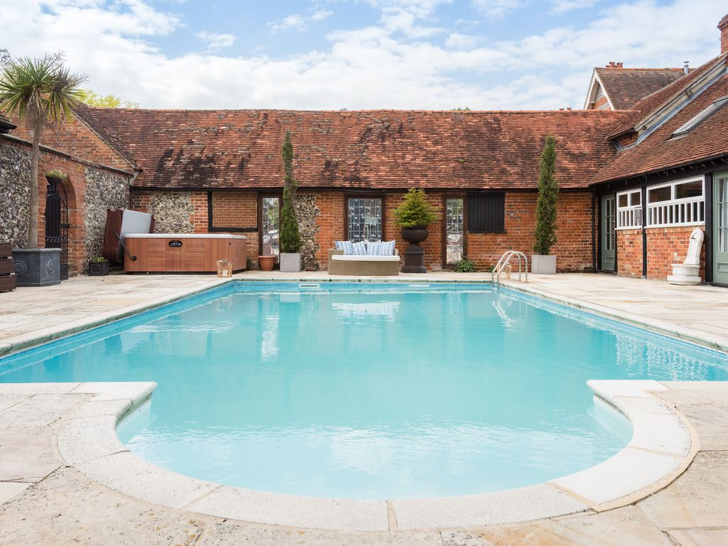 The Pool House Henley On Thames Kidmore End Oxfordshire
