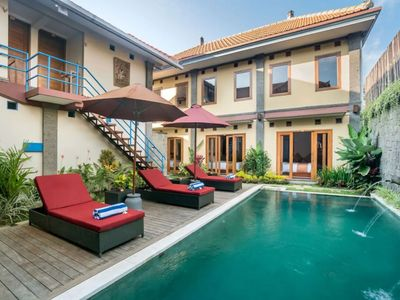 Photo for Hartaning Cozy Two Bedrooms  Closer to Ubud Center