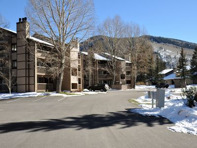 Photo for Affordable Gore Creek Meadows 3 bed/3 bath Condo #C14. Hot Tub and Shuttle.