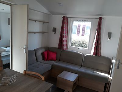 Photo for Mobile Home of charm 3 ch any comfort any equipped air-conditioned