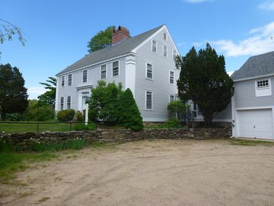 Historic Colonial House on the water