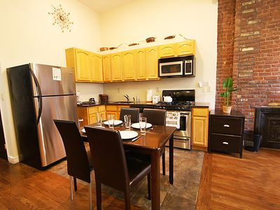 Photo for Apartment Clayton  in New York/ Manhattan, New York - 8 persons, 2 bedrooms