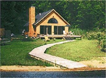 Photo for 300 Feet on Secluded  Bass Lake  Waterfront