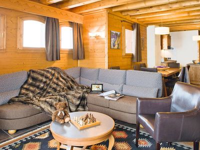 Photo for Vacation home Les Montagnettes Lombarde (VTH301) in Val Thorens - 8 persons, 3 bedrooms