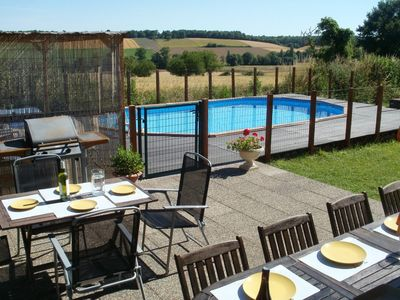 Photo for Farmhouse With Exclusive Private Pool In A Country Location, Restaurant Nearby
