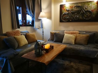 Photo for Dandy on the hill Bansko | Cozy apartment up to 9 people  with fireplace|