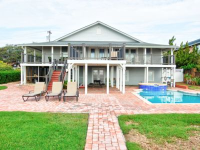 Stunning oceanfront home with a private pool and magnificent views of the Atlantic!
