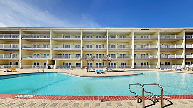 Photo for 2001 Grand Caribbean On The Beach - Awesome Ocean Views Sleeps 8