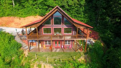 Photo for 3BR Cabin Vacation Rental in Bryson City, North Carolina