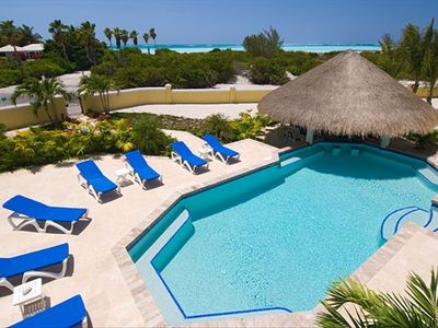 Photo for 6BR Villa Vacation Rental in providenciales, Caicos Islands