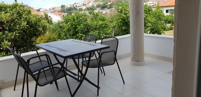 Photo for One bedroom apartment with terrace Bilo, Primošten (A-14601-d)