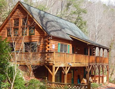 Photo for 2 Master Suites- Hot Tub- Discounts on ski!  Perfect Location for all!