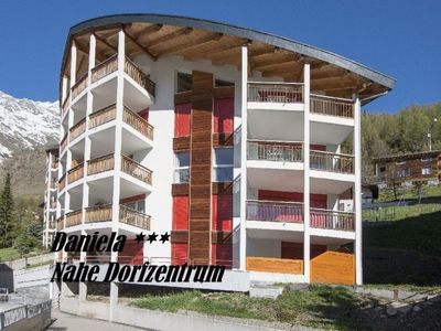 Photo for Apartment Daniela in Saas-Fee - 4 persons, 2 bedrooms