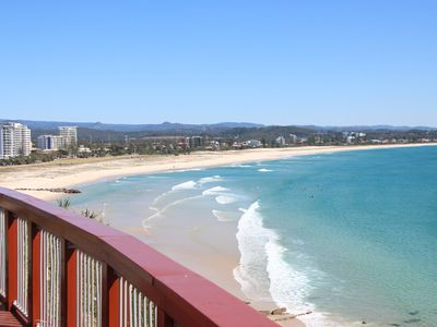 Photo for Wave Break Unit 6 - Kirra Point Beachfront