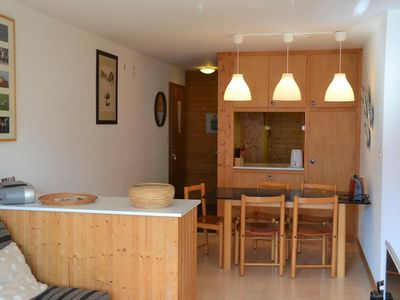Photo for Outside : flat for 4 person on the 2nd floor, balcony -Inside : 55 sqm, living room with dining area