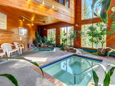 Photo for First floor condo w/ access to a shared pool, hot tub, sauna, game room, & gym