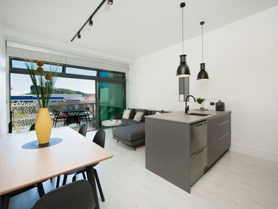 Photo for Nelson CBD apartment - Terrace House in the City!