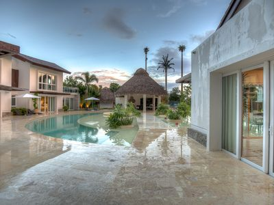 Photo for 8BR Villa Vacation Rental in Cap Cana, Punta Cana