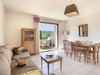 Photo for Holiday park with swimming pool in rural setting near Bonnieux, Lubéron