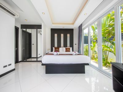 Photo for Colibri 2 Bedroom Villa Pattaya, Private Pool, BBQ Grill