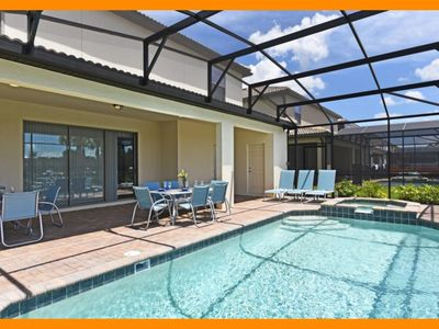 Photo for Windsor at Westside 85 - 5* villa with private pool & game room - near Disney