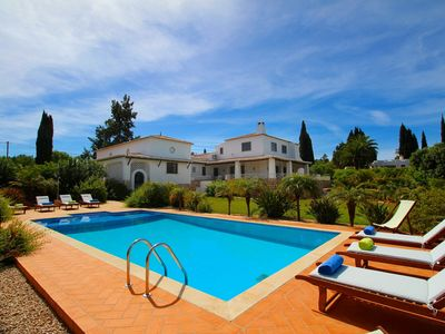 Photo for Villa Alvura, Stunning property, 5 Bedroom, Sleeps 10, Air-con, Large terraces, Pool