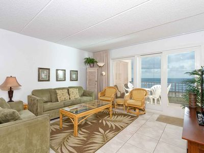 Beach House I 502 - 5th Floor Condo with Panoramic Ocean Views from Private Balcony, Great Location!!