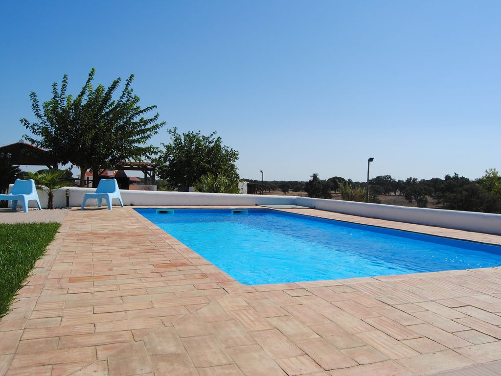 Cottage With Private Pool Alcacer Do Sal Alentejo Centro Region Rentals