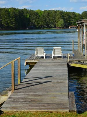 Photo for Family friendly vacation home on Lake Gaston NC 1.5 hrs from Raleigh!