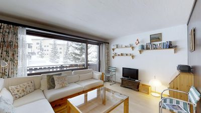 Photo for 1-room apartment on the first floor, 40 m2, quiet and sunny southern exposure.