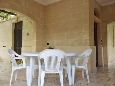 Photo for House in the countryside nestled among the olive trees of Puglia.