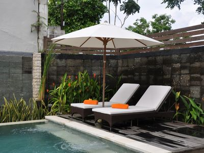 Photo for VILLA ON THE HEIGHTS OF NUSA DUA