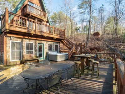 Photo for Privacy, Peace & Quiet near the Alpine Village of Helen GA