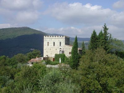"Photo for Chateau-Country House  ""La Torre"" Florence Metro-Chianti Region, ideal location"