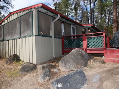 Photo for Springer's River Retreat - Cozy Cabins Real Estate, LLC.