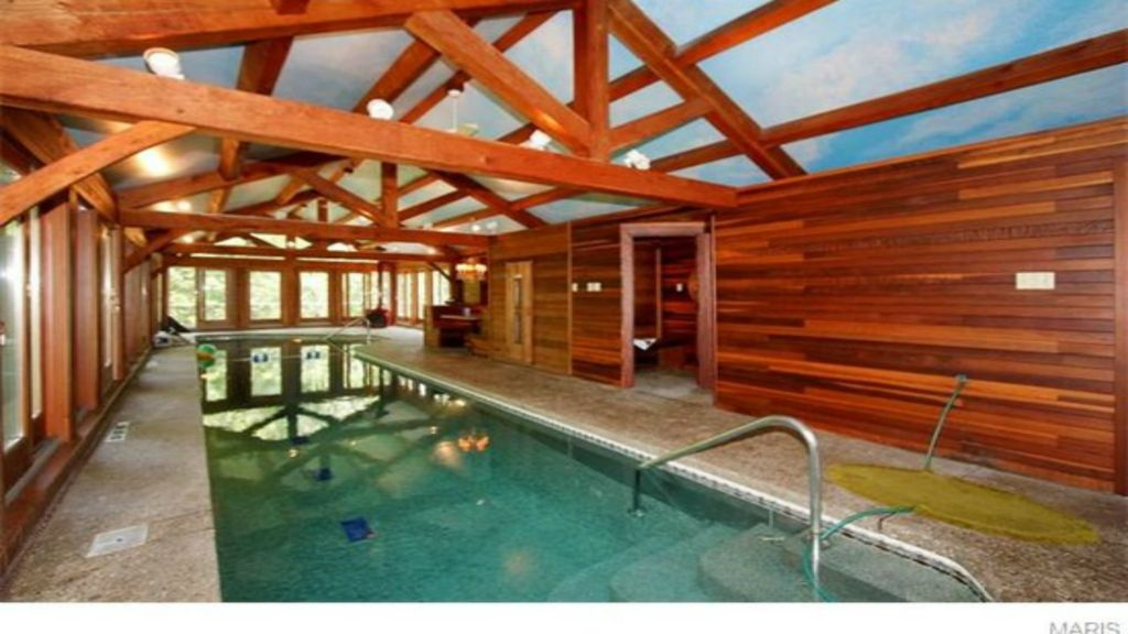 Private indoor pool suites  Retro Ranch With Private Indoor Pool And Sauna - VRBO