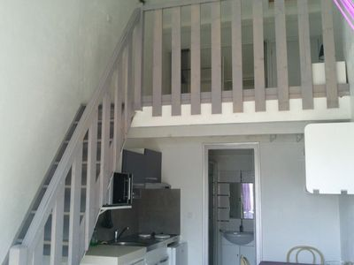 Photo for Duplex with terrace close to beaches