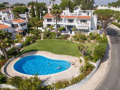 Photo for Luxurious  4 bed linked villa with fantastic lakeside views 15 min walk to beach