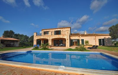 Photo for NEUTraumfinca with gr. Pool, Pure Nature + tranquility, beach-u. Close to the sea, centr. close